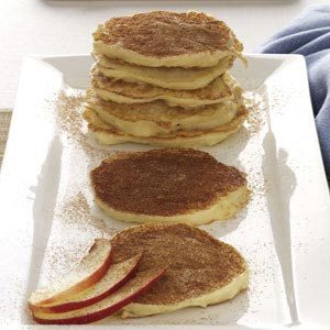 Vanilla & Cinnamon-Kissed Apple Latkes Recipe