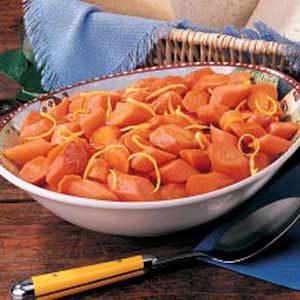 Lemon-Glazed Carrots Recipe