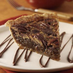 Bourbon Chocolate Pecan Pie Recipe