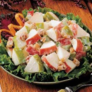 Waldorf Salad for Two Recipe