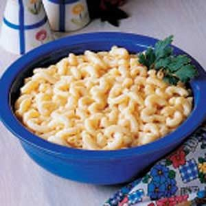 Four-Cheese Macaroni Recipe photo by Taste of Home
