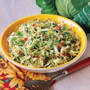 Spanish Slaw Recipe