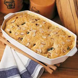 Cheddary Chicken Potpie Recipe