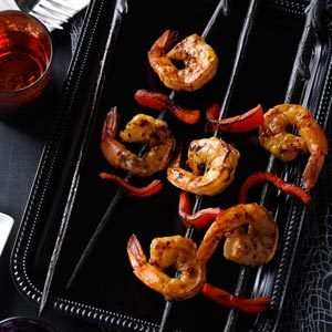 Chili-Lime Shrimp Kabobs Recipe