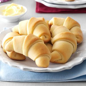 Golden Crescents Recipe