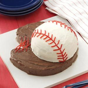 Play Ball Cake Recipe