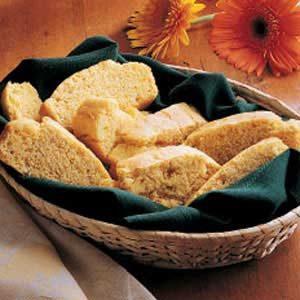 Corn Bread Loaf Recipe