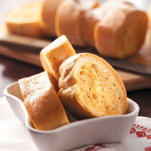 Buttery French Bread Recipe