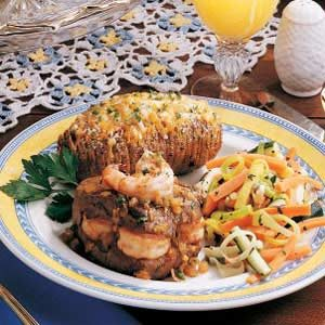 Surf 'n' Turf Tenderloin Recipe
