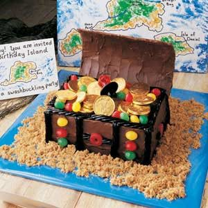 Treasure Chest Recipe