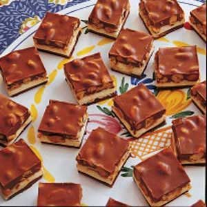 Sweet Peanut Treats Recipe