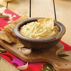 Lick-the-Bowl-Clean Hummus Recipe