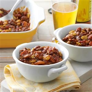 Fourth of July Bean Casserole Recipe