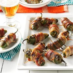 Grilled Jalapenos Recipe
