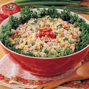 Salsa Tuna Salad Recipe