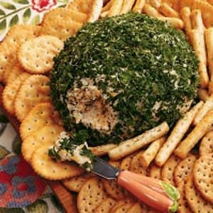 Onion Cheese Ball Recipe
