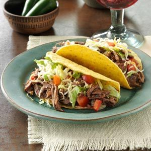 Mexican Pot Roast Filling