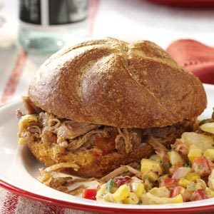 Pulled BBQ Pork Recipe