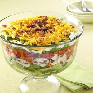 Favorite Layered Salad Recipe