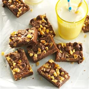 Picnic Bars Recipe