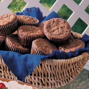 Brownie Cups Recipe