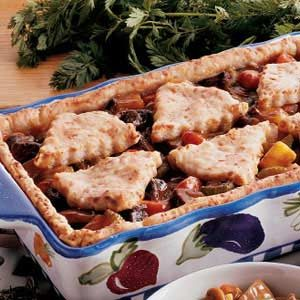 Traditional Beef Potpie Recipe