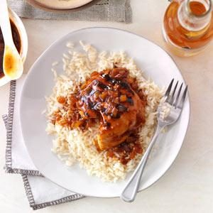 Cola BBQ Chicken Recipe