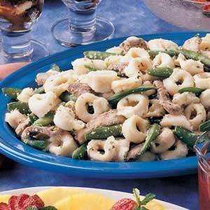 Tortellini Toss Recipe