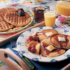 Pancake and Waffle Mix Recipe