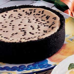Mocha Chip Cheesecake Recipe