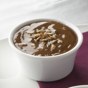 Garlicky Peanut Dip Recipe