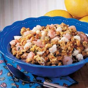 Seafood Stuffing Recipe