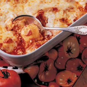 Ravioli Casserole Recipe