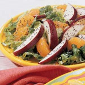 Honey-Lime Fruit Salad Recipe