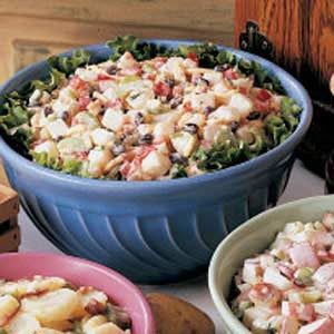Fiesta Potato Salad Recipe