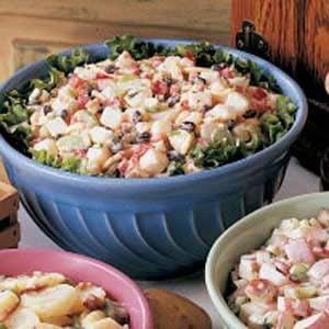 Fiesta Potato Salad Recipe