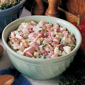 Low Fat Potato Salad