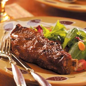 Stan's Smoky Ribs Recipe