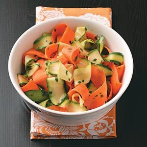 Vegetable Ribbons Recipe