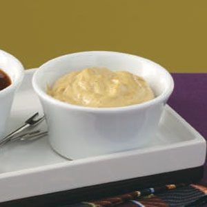 Curry Mayo Dipping Sauce Recipe
