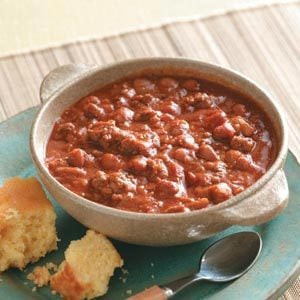 Hearty Tex-Mex Chili