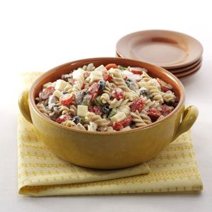 Makeover Italian Pasta Salad Recipe