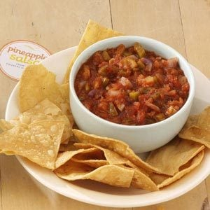 Spicy Pineapple Salsa Recipe