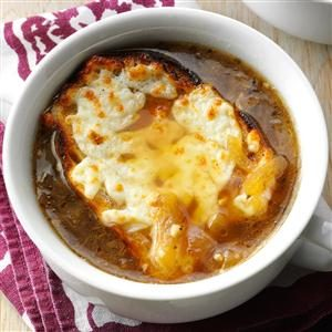 So-Easy-Yet-Delicious Onion Soup Recipe