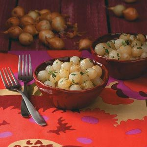 Pearl Onions Recipe