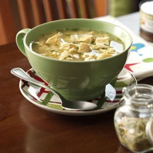 Chicken and Rice Soup Mix Recipe