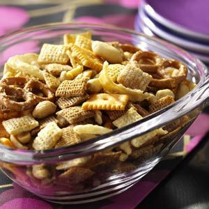 Steak House Snack Mix Recipe