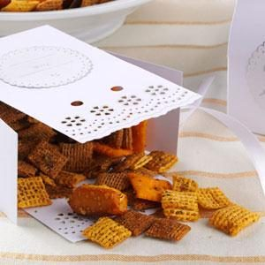 Crabby Snack Mix Recipe