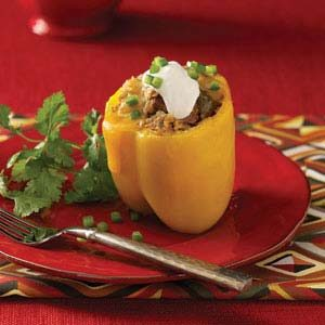 Presto Mexican Peppers Recipe