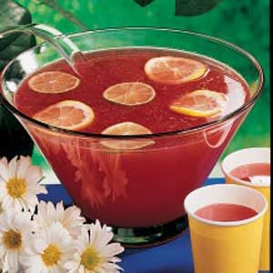 Cherry Punch Recipe